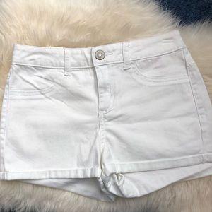 SO Shorts - SO Shortie High Rise Shorts • NWT • Size 3